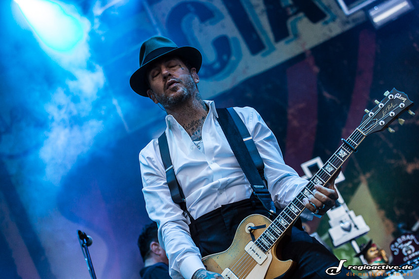 Social Distortion (live bei Rock am See, Konstanz 2012)