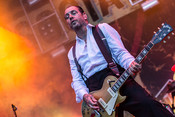 Rock am See 2012: Fotos von Flogging Molly und Social Distortion