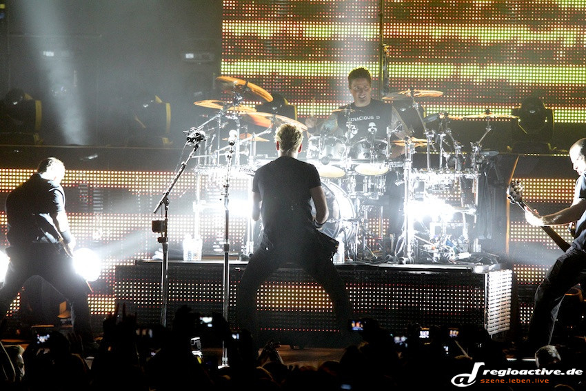 Nickelback (live in Hamburg, 2012)